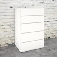Nexera 5-Drawer Chest, White - 221503