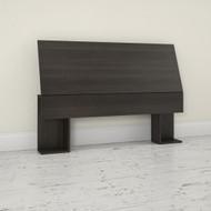 Nexera Full Size Panel Headboard, Ebony - 225330