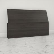 Nexera Queen Size Panel Headboard, Ebony - 225930