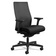 HON Ignition Series Mid-Back Mesh Task Chair Black - I2M2AMLC10TK