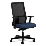 HON Ignition Series Mesh Mid-Back Chair Navy Seat - IW103CU98