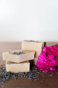 Goat's Milk Soap Lavender Rose Geranium