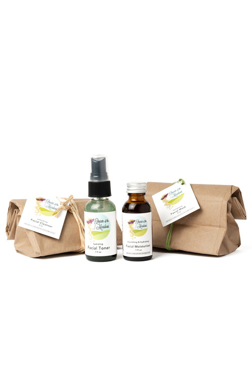Facial Kit (includes: cleanser, toner, moisturizer, and mask)
