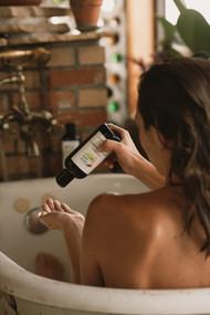 Shampoo Daily Nourishment, 12 fl oz / 128 fl oz