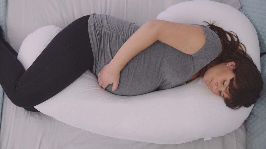 The Best Sleep, Nursing, Body & Recovery Pillow