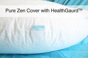 Premium Terry Bamboo Waterproof/Breathable Cover The 'Pure Zen' Pillow