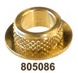 "805086 FOR M5-M8 OR 3/16""-5/16"" Compression Limiter CLFR ID:9 x OD:12.4 x 5H MATL BRASS INSERT [5 PK]"