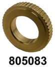 "805083 FOR M5-M6 OR 3/16""-1/4"" CLR 14D x 3H X ID8 COMPRESSION LIMITER BRASS [20 PK]"