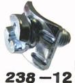 TSA M5-0.8 x 12,571632, 238-12 , Type 3 Termilock Screw Steel Zn Yellow [100PK]