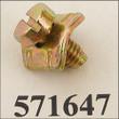 571647 Termilock Terminal Clamp Screw Assembly M4