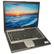 Dell Latitude D630 Laptop - Core 2 Duo 2.0GHz - 2GB DDR2 - 80GB HDD - DVD+CDRW