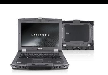 dell laptop e6400 xfr