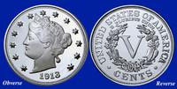 1913 Liberty Nickel Tribute Proof