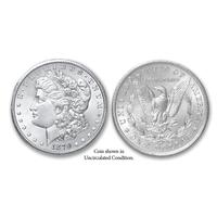 1879-O Morgan Silver Dollar - Collector's Circulated Condition
