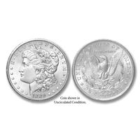 1889-O Morgan Silver Dollar - Collector's Circulated Condition