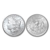 1879-O Morgan Silver Dollar - Brilliant Uncirculated Condition
