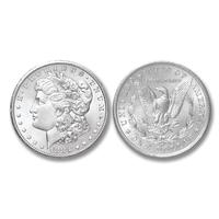1883-O Morgan Silver Dollar - Brilliant Uncirculated Condition