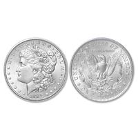 1882-CC Morgan Silver Dollar - Brilliant Uncirculated Condition