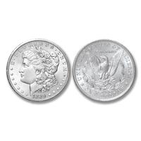 1889-P Morgan Silver Dollar - Brilliant Uncirculated Condition