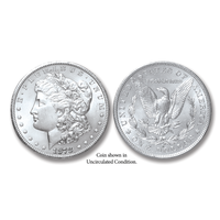 1878-S Morgan Silver Dollar - Collector's Circulated Condition