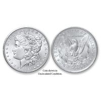1921-S Morgan Silver Dollar - Collector's Circulated Condition