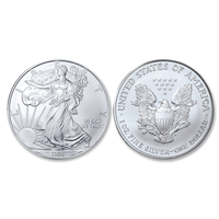 1994 Brilliant Uncirculated Silver Eagle Dollar