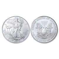 1994 Brilliant Uncirculated Silver Eagle Dollar