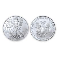 2006 Brilliant Uncirculated Silver Eagle Dollar