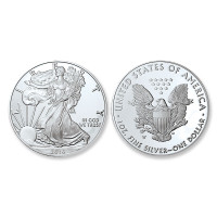 2016 Silver Eagle 30th Anniversary Proof