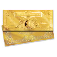 $2 2019 Gold Leaf Certificate Tribute