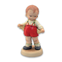 """It's the Thought That Counts"" Figurine"