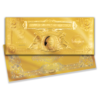 $2 2020 Gold Leaf Certificate Tribute