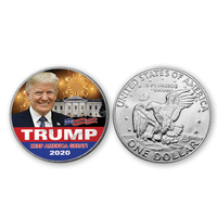 Trump Presidential Dollar