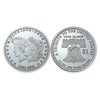 2021 Double Liberty Silver Dollar