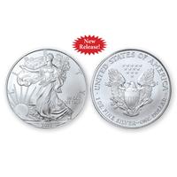 2021 BU Silver Eagle Dollars