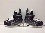 BAUER VAPOR X90 CUSTOM PRO STOCK ICE HOCKEY SKATES 11 C NEW YORK RANGERS MCDONAGH NHL NEW