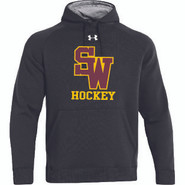 SW Hockey Under Armour Hustle Team Hoodie Adult