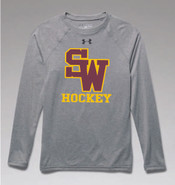 SW Hockey Under Armour Long Sleeve Locker Tee Youth