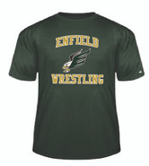 Enfield Wrestling Badger Pro Heather Tee 4320