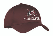 ARHS Hurricanes Hockey Pacific Headwear 498F M2 Performance Hat