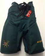 CCM HP32 Custom Pro Hockey Pants Medium UVM Catamounts New