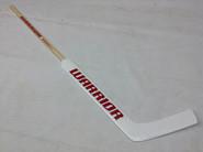 "Warrior Swagger Pro LH Pro Stock Goalie Stick 27.5"" HACKETT RPI NCAA Custom"