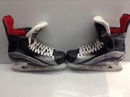 BAUER VAPOR 1X CUSTOM PRO STOCK ICE HOCKEY SKATES 11 D NHL  USED