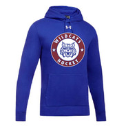 Wildcats Hockey Under Armour Cotton Hoodie Adult