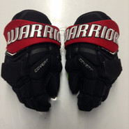 "Warrior Covert Pro Custom Pro Stock Hockey Gloves NU NCAA 13"" #9"