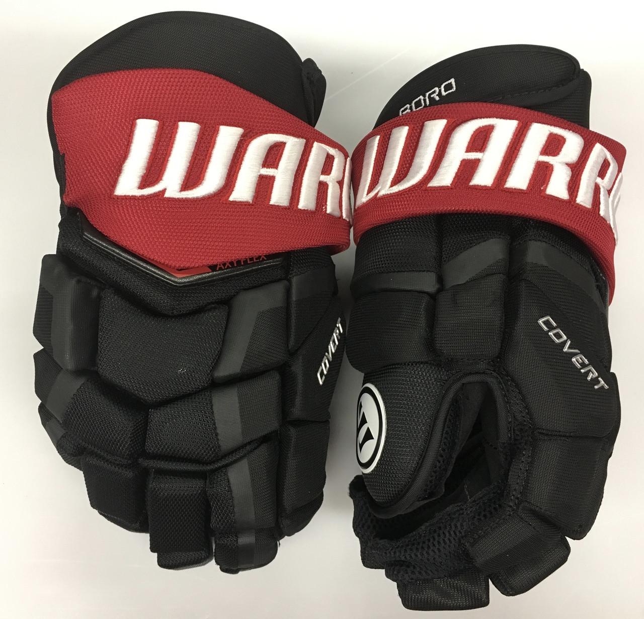 Warrior Covert QRL Pro Stock Custom Hockey Gloves 14