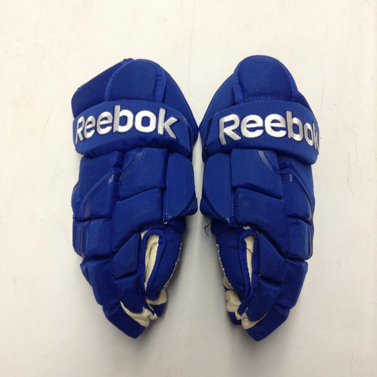 4a01939216c Reebok HG 10KN Pro Stock Custom Hockey Gloves 15