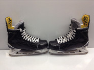 BAUER SUPREME 1S CUSTOM PRO STOCK ICE HOCKEY SKATES 8.75 9.25 D AHL Used LEEDAHL