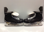 BAUER SUPREME 1S CUSTOM PRO STOCK ICE HOCKEY SKATES 10.5 D AHL Used PEDRIE