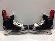 BAUER VAPOR 1X CUSTOM PRO STOCK ICE HOCKEY SKATES 12 D AHL Used NIEVES